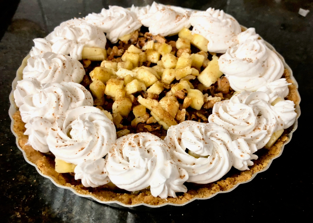 Pritika's Banoffee Pie